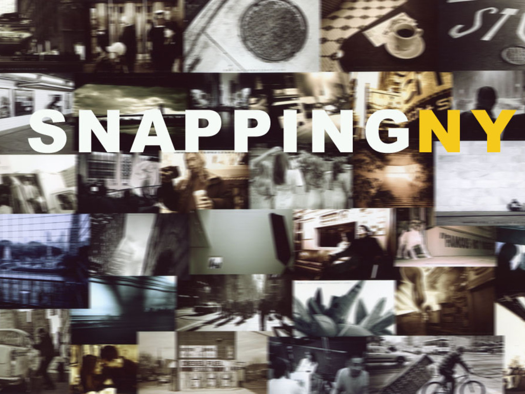 SNAPPINGNY - Street Photography's video poster
