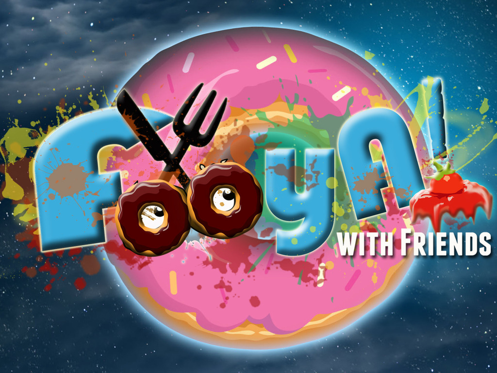 Fooya with Friends: The Epic 3D-Multiplayer Food Fight's video poster