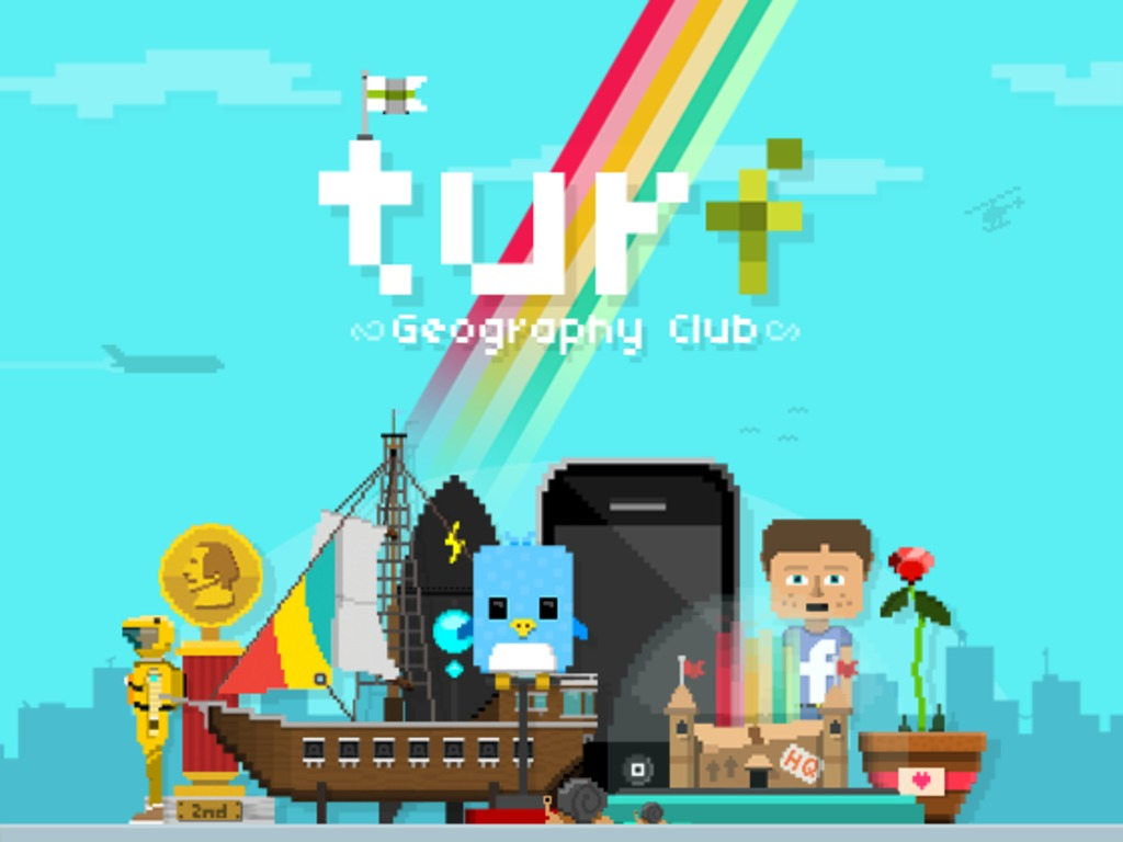 Turf Geography Club: An iPhone Game's video poster