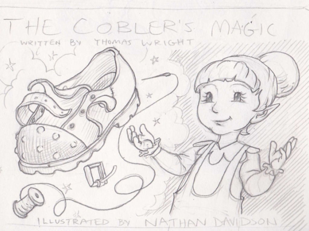Conservative Bedtime Story - The Cobblers Magic!'s video poster