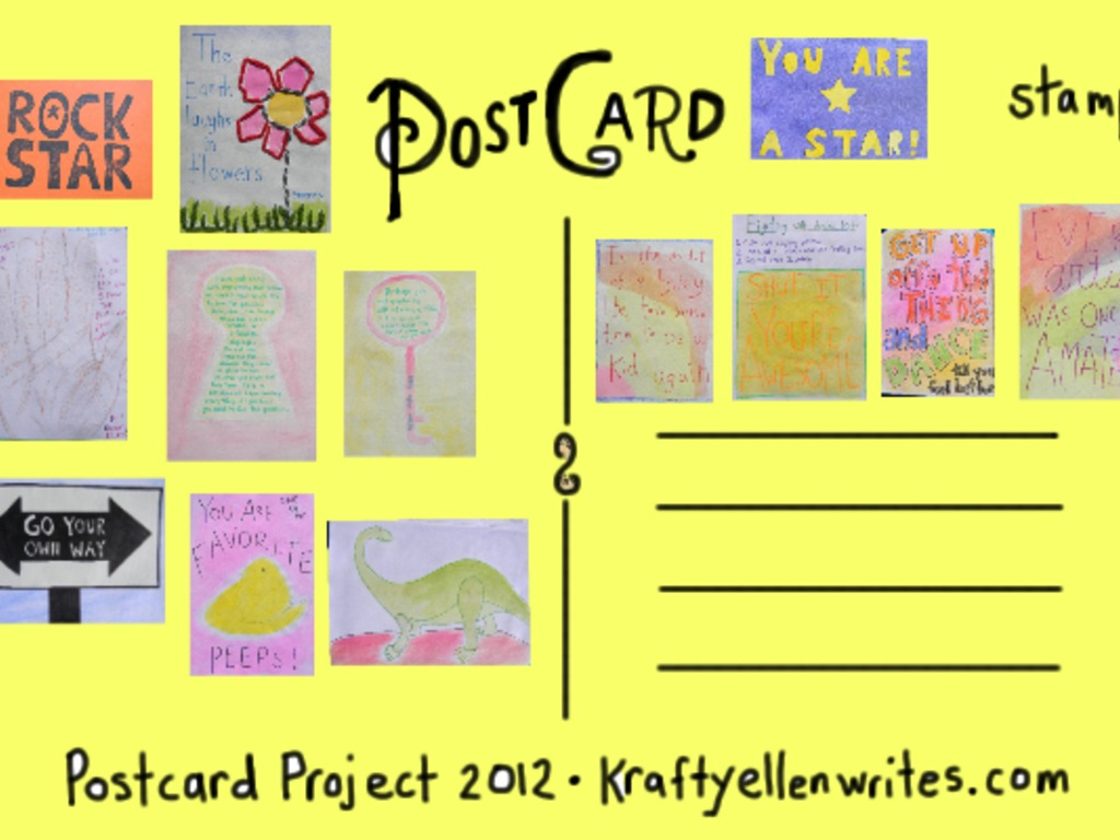 Happiness Ambassador Postcard Project Year: 2012 (HAPPY)'s video poster
