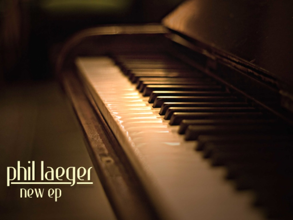Phil Laeger - New EP (2012)'s video poster
