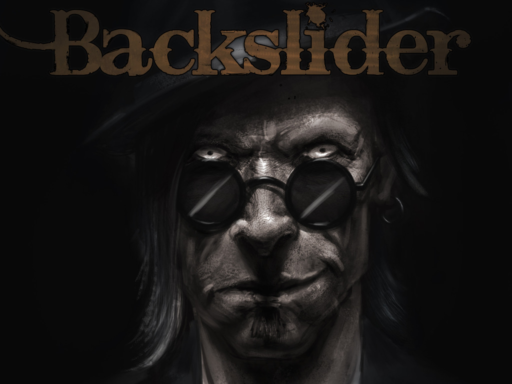 Backslider's video poster