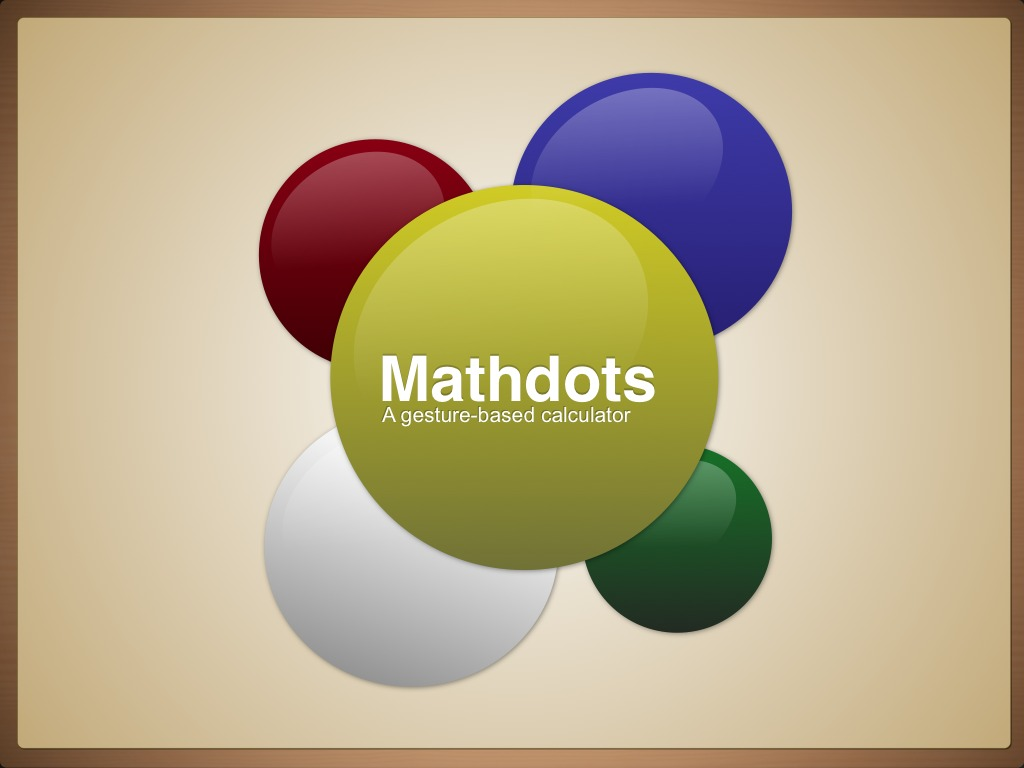 Mathdots - An innovative visual math tool for education's video poster