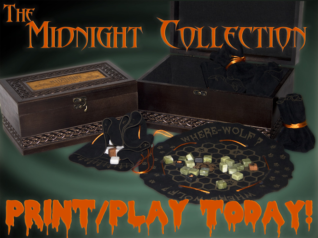 The Midnight Collection's video poster