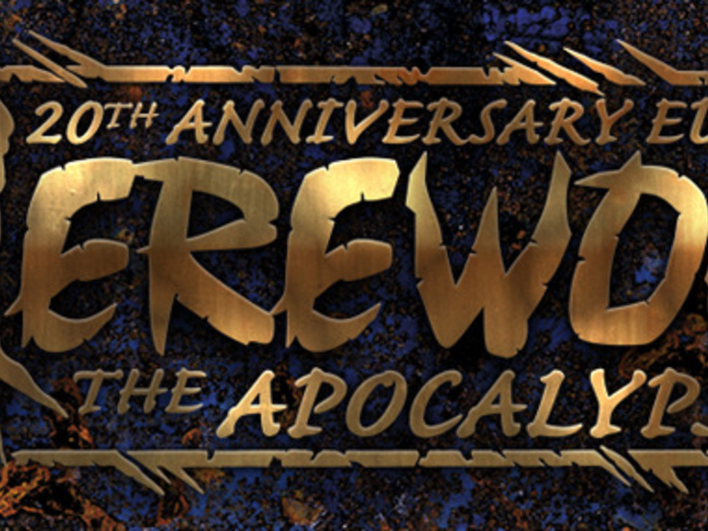 Deluxe Werewolf the Apocalypse 20th Anniversary Edition's video poster