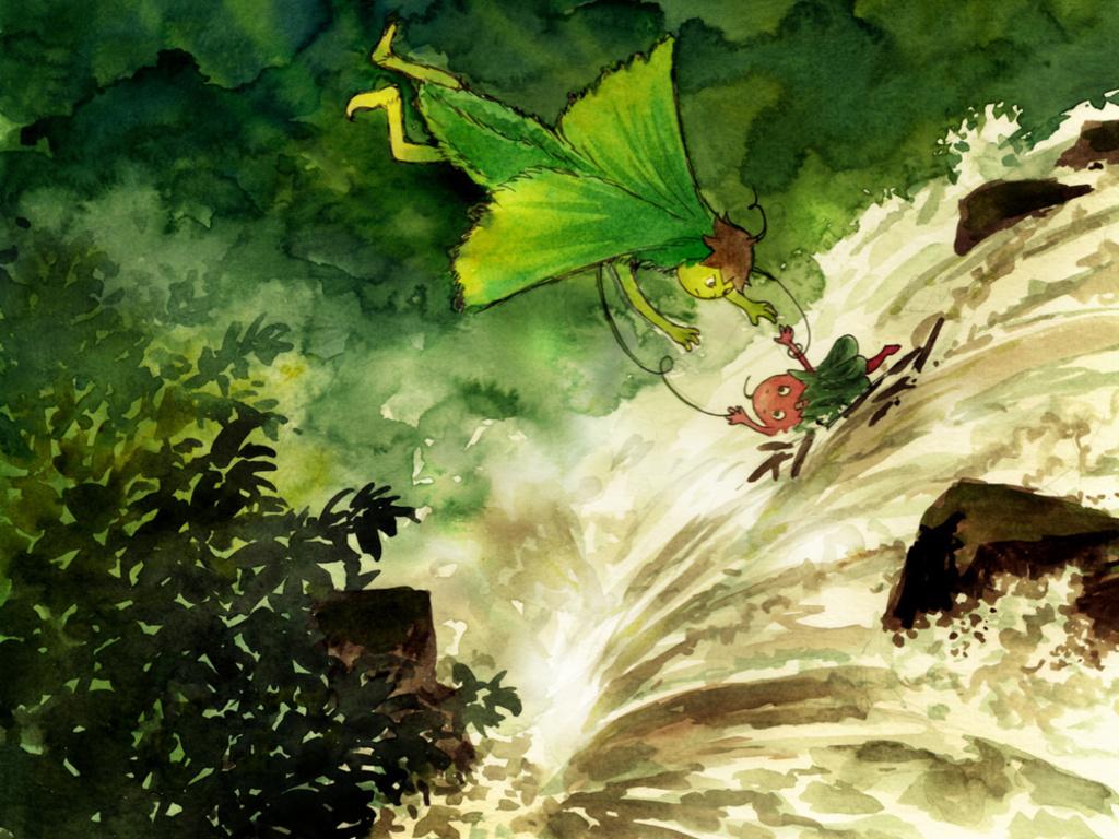 Batbean: Stories About Superhero Vegetables's video poster