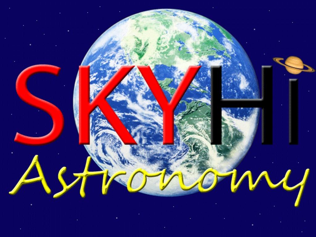 Sky Hi Astronomy: Best astronomy magazine EVER!'s video poster
