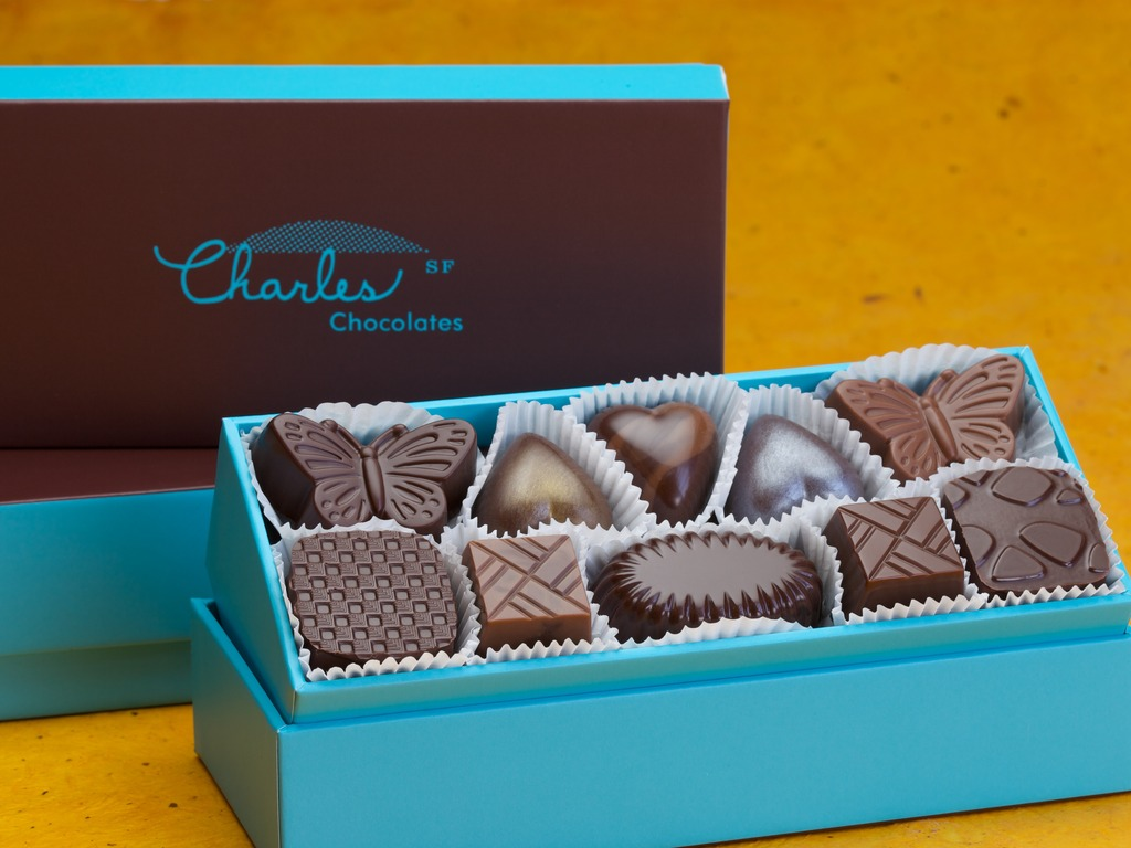The Return of Charles Chocolates's video poster