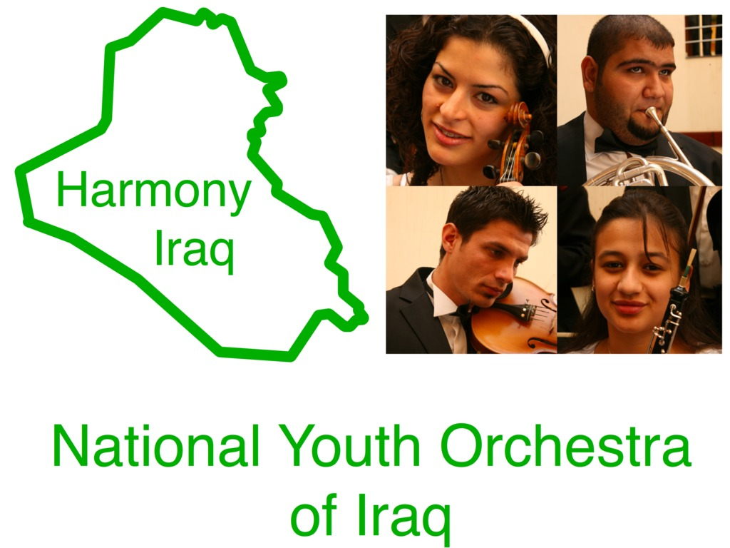 Iraqi Youth Orchestra - help save their summer music camp's video poster