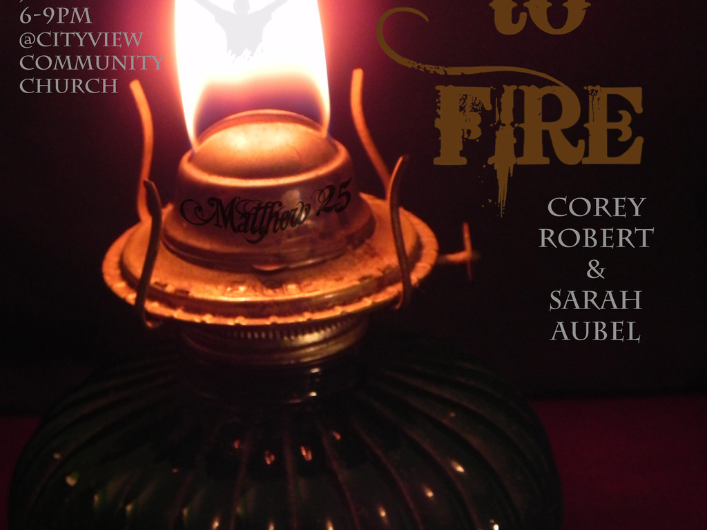 Oil to Fire (Live Worship Album)'s video poster