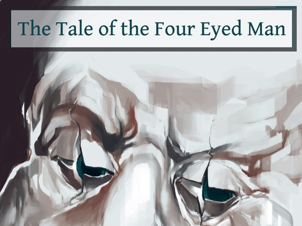 The Tale of the Four Eyed Man: A Comic Anthology's video poster