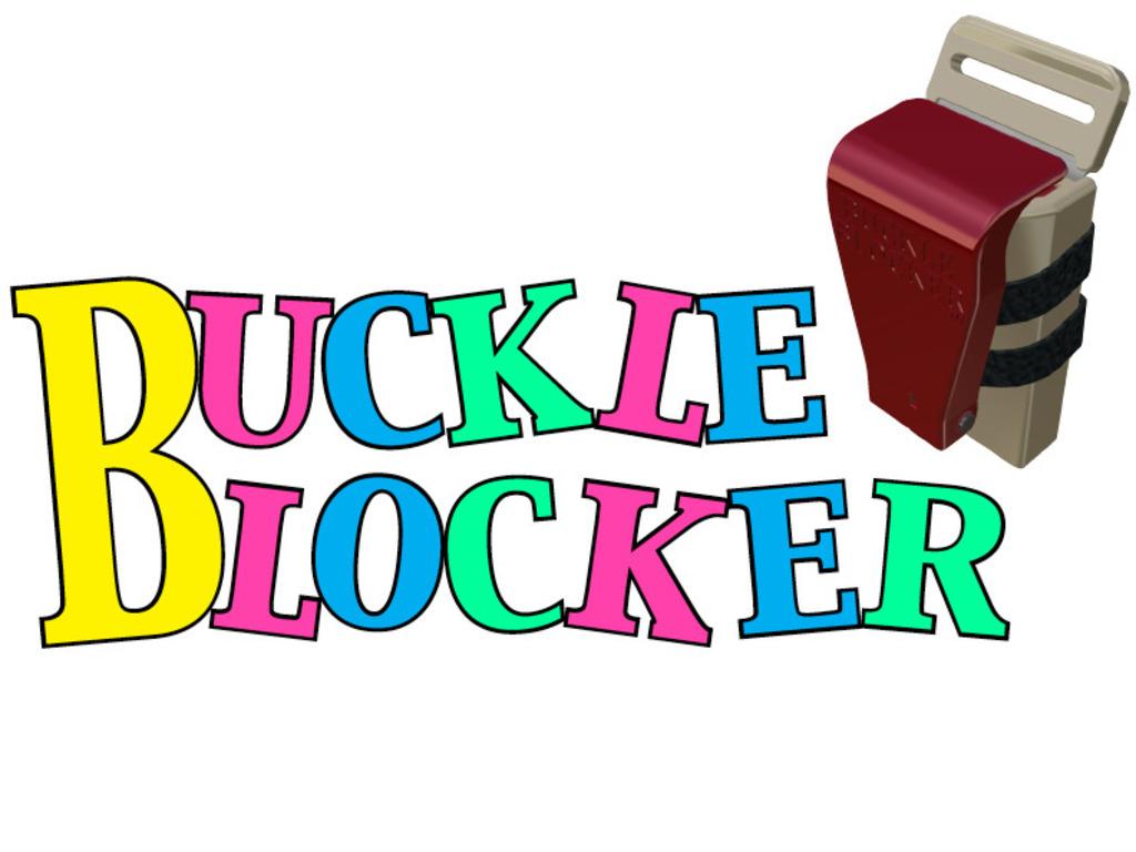 Buckle Blocker -- Child Safety, Seatbelt Release Restraint's video poster