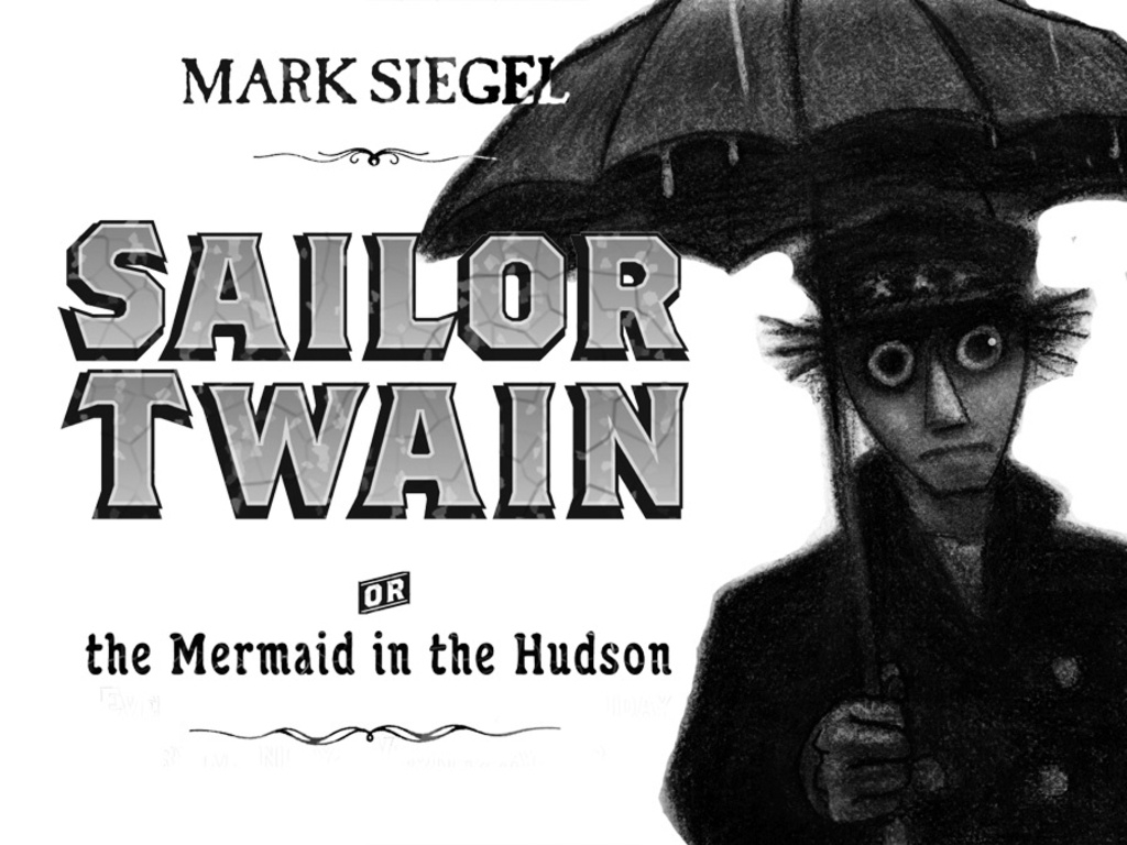 Sailor Twain, or the Mermaid in the Hudson's video poster