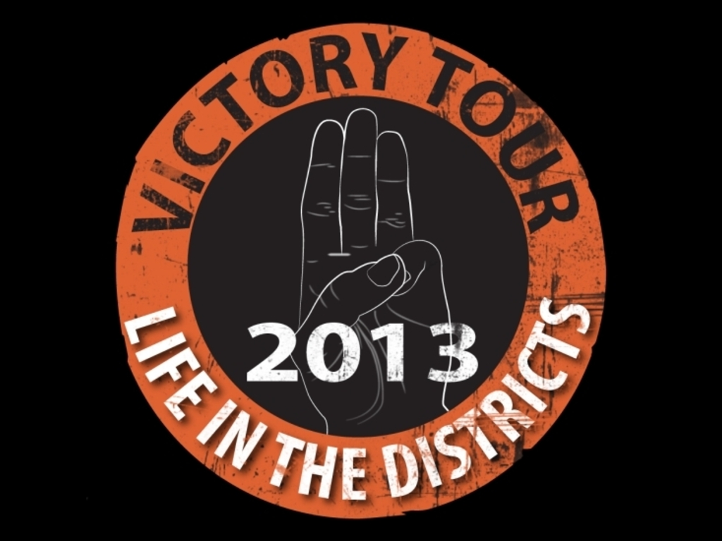 Victory Tour 2013: The Hunger Games Fan Convention's video poster