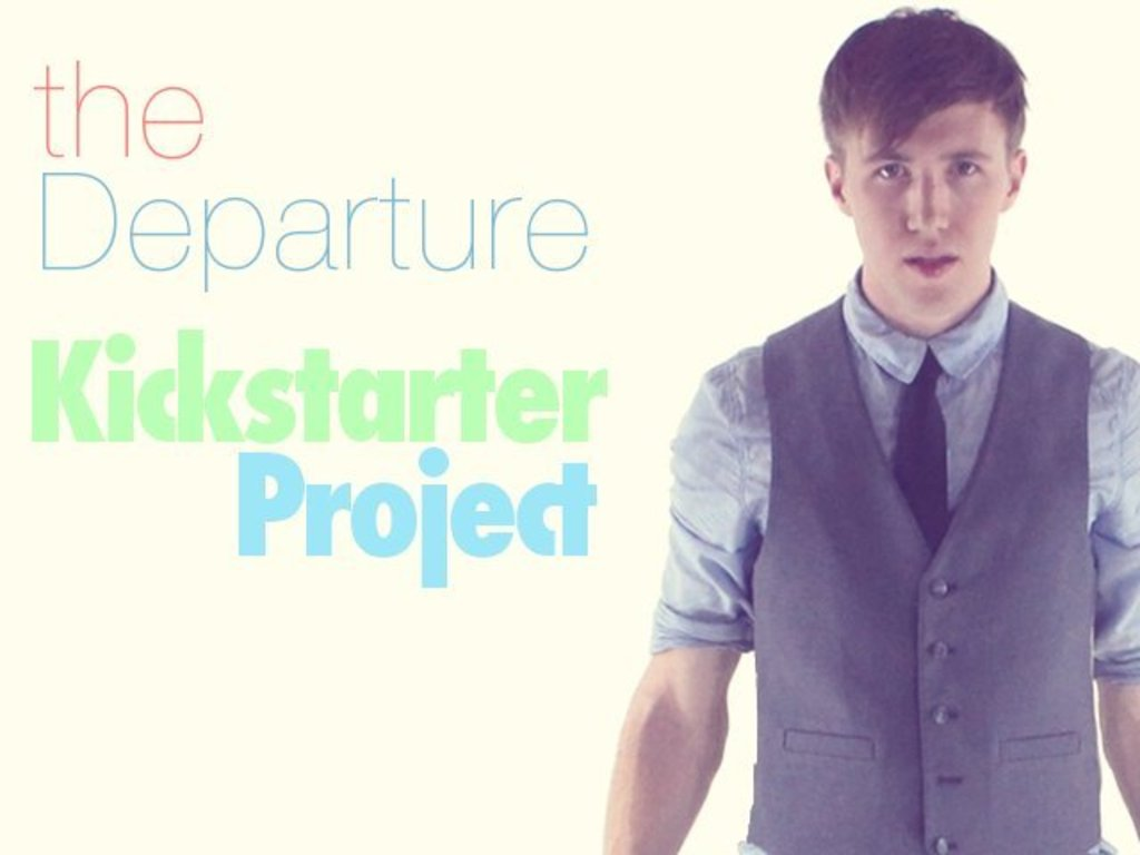 """Help Launch """"The Departure""""'s video poster"""