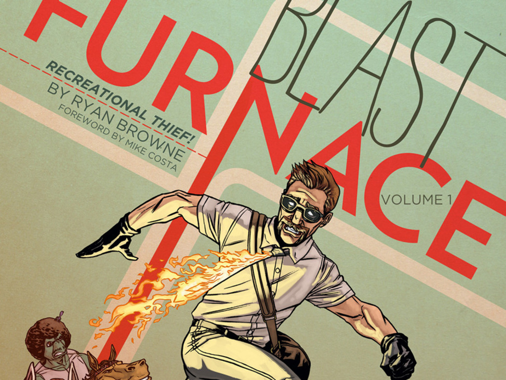 Blast Furnace: Recreational Thief Volume One!'s video poster