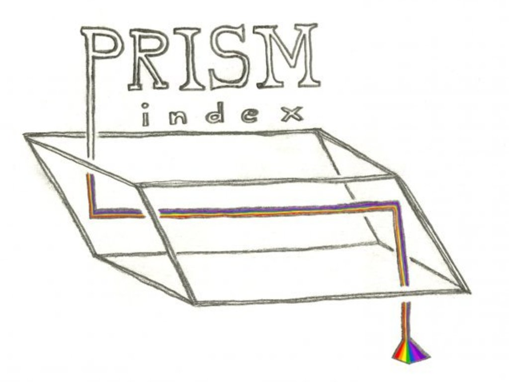 PRISM index - Handmade Mixed-Media Art Book's video poster