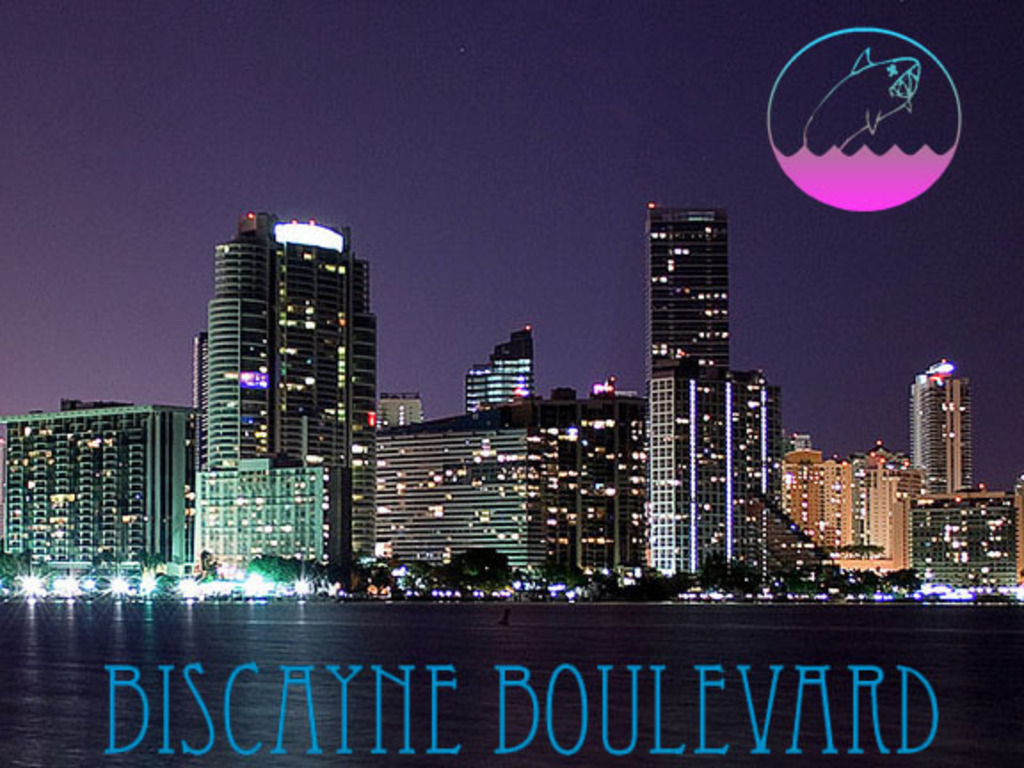 Biscayne Boulevard Clothing, Samples for First Line's video poster