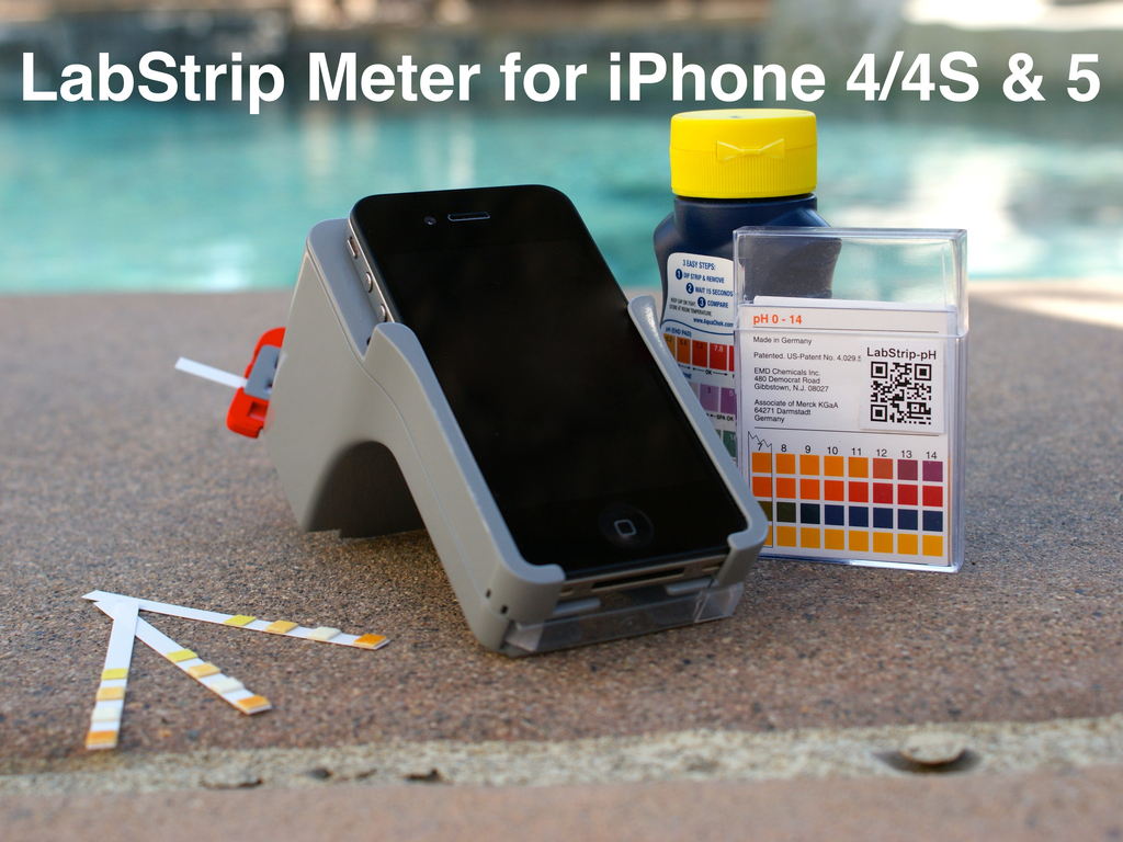 LabStrip:  Now your iPhone is your personal mobile lab's video poster