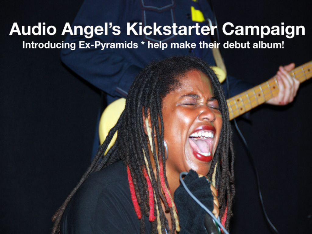 Audio Angel is making her debut album!'s video poster