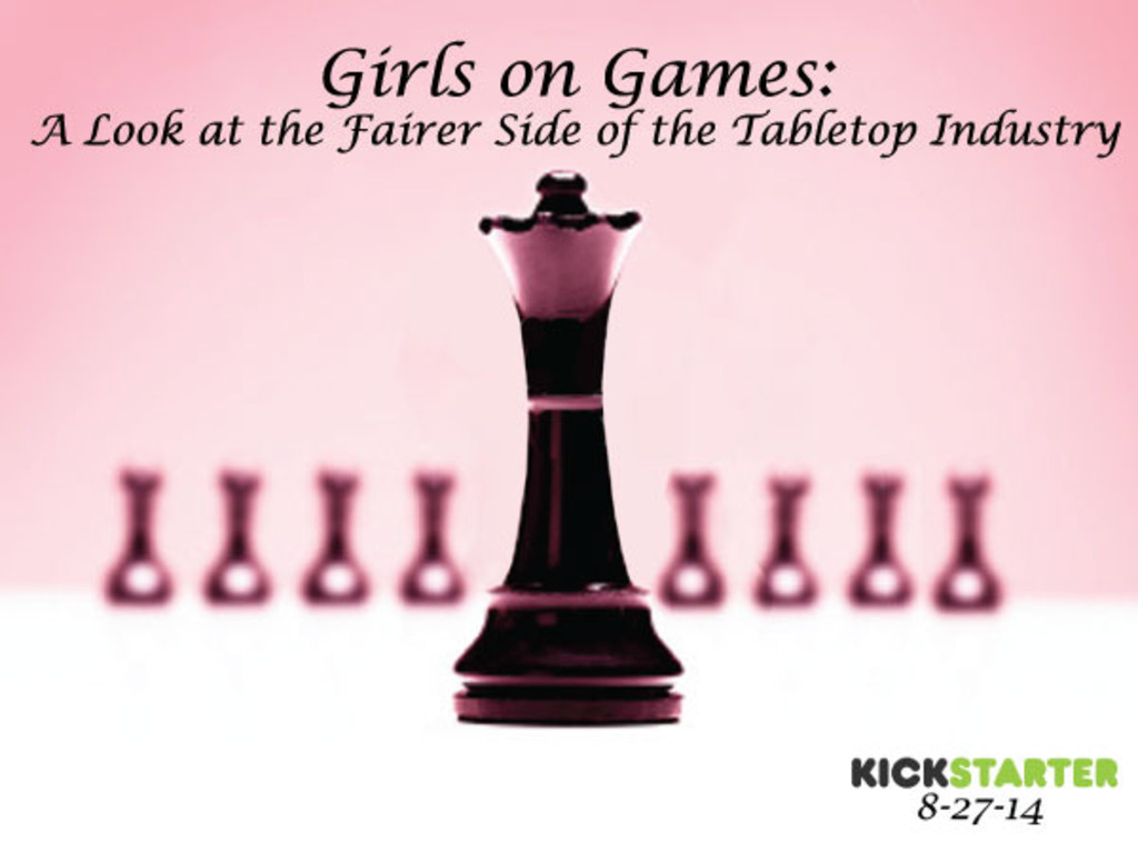 Girls on Games: A Look at the Fairer Side of the Industry's video poster