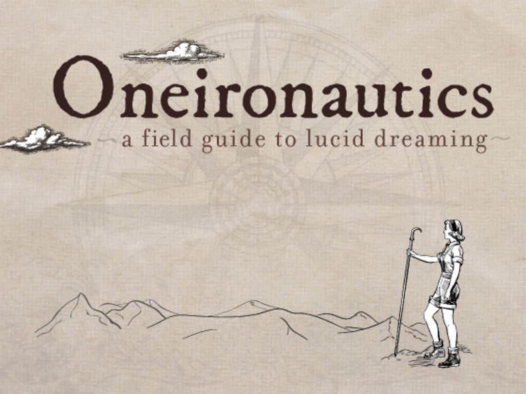 Oneironautics - A Field Guide to Lucid Dreaming's video poster