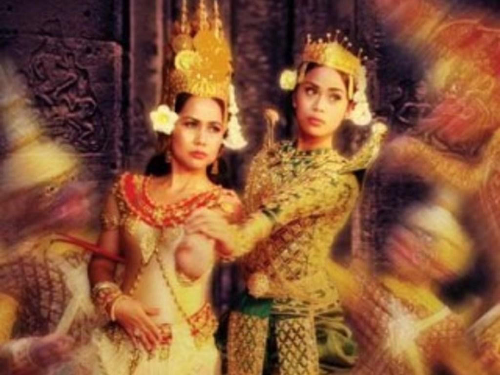 Apsara Dancing Stones's video poster
