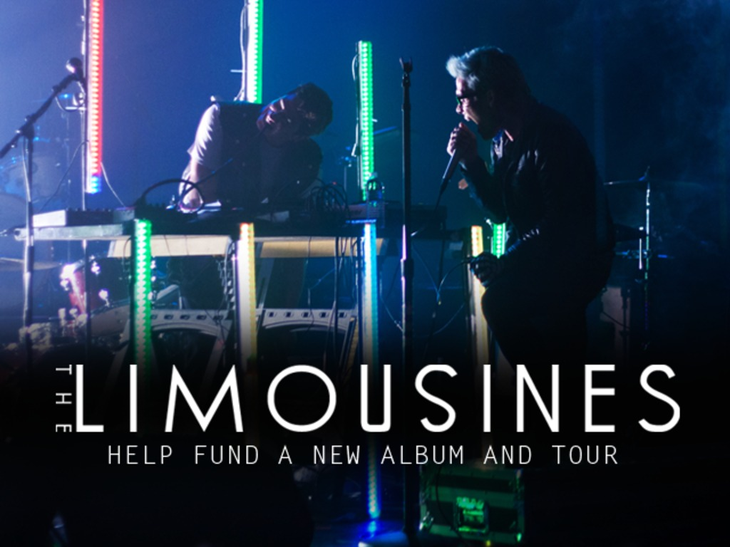 The Limousines - Hush - The New Album's video poster