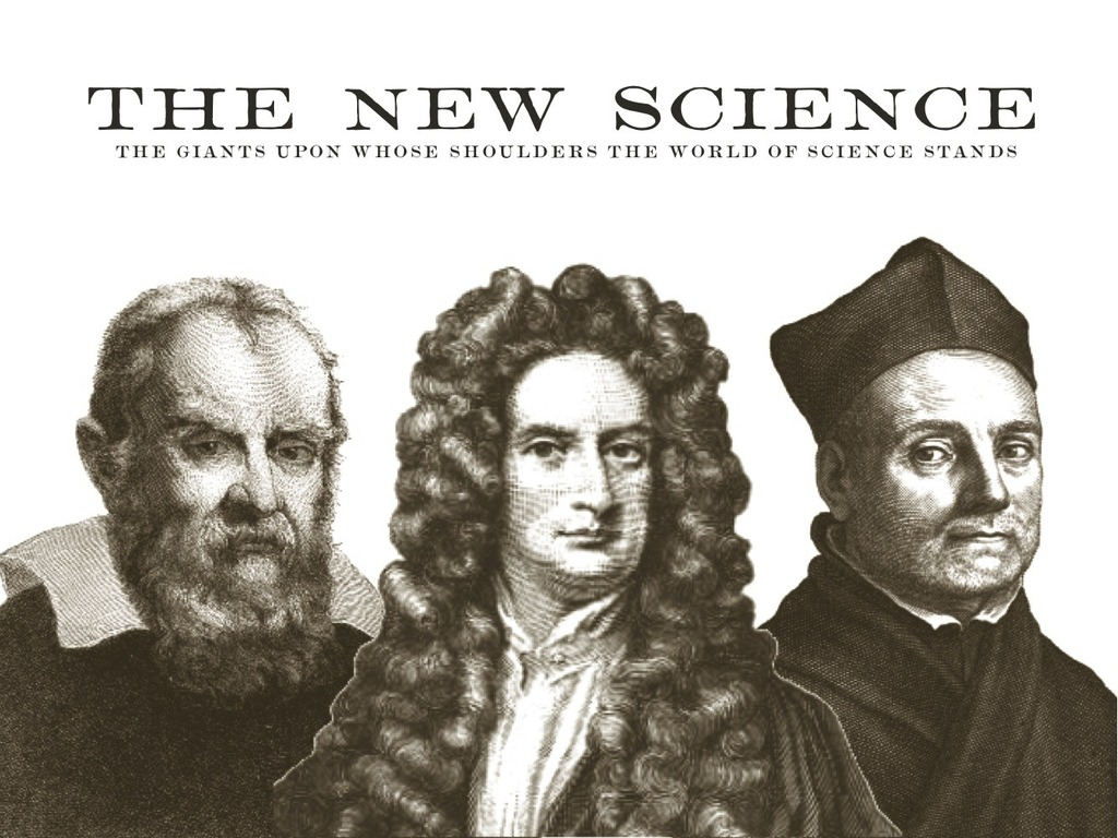 The New Science's video poster