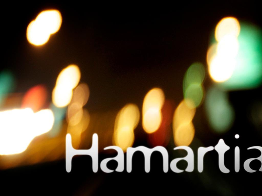Hamartia's video poster