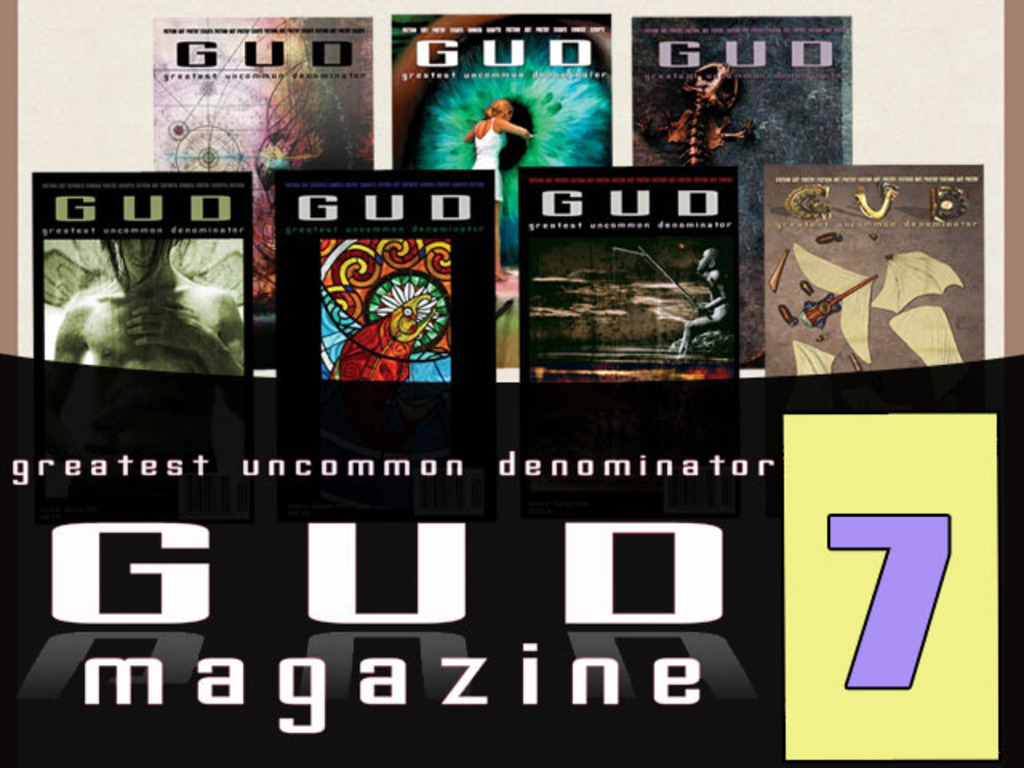 GUD Magazine Issue 7's video poster