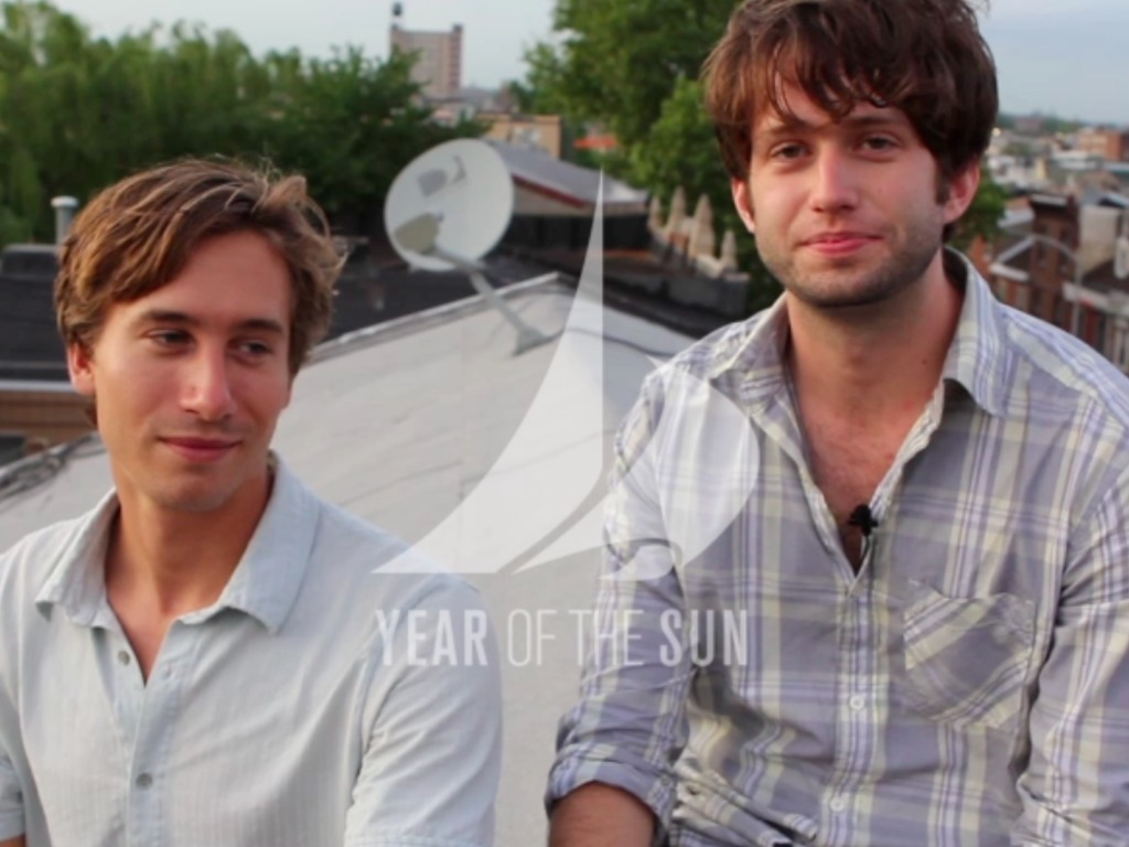 Year of the Sun's video poster
