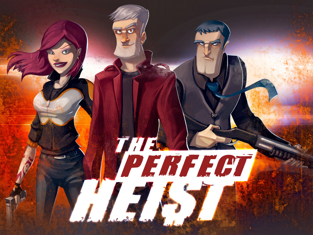 The Perfect Heist: a board game for 3 to 6 friends's video poster