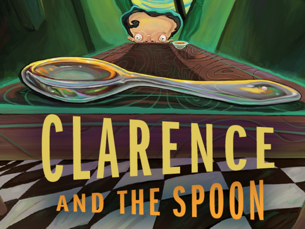CLARENCE AND THE SPOON's video poster