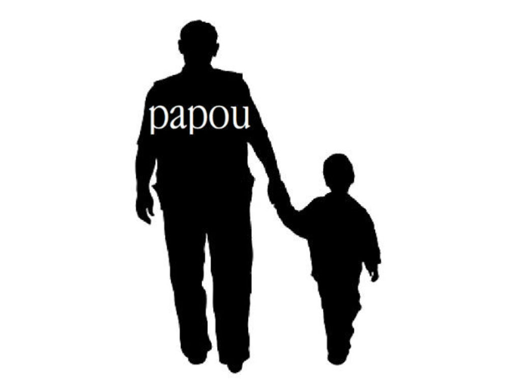Papou: A story about life, death, and a child's imagination's video poster