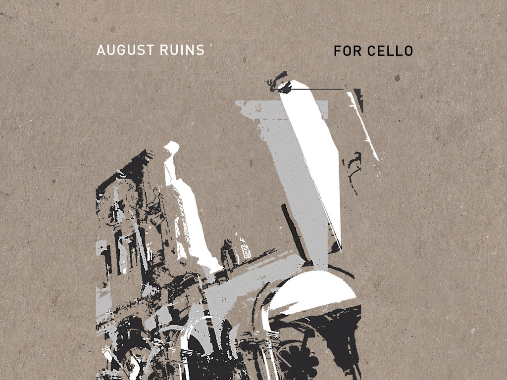 August Ruins for solo cello CD's video poster
