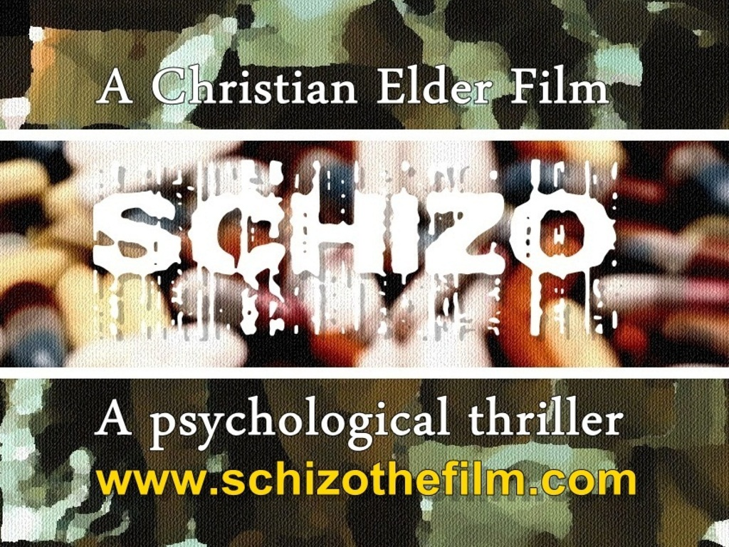 """""""Schizo"""" a psychological thriller - a feature film's video poster"""