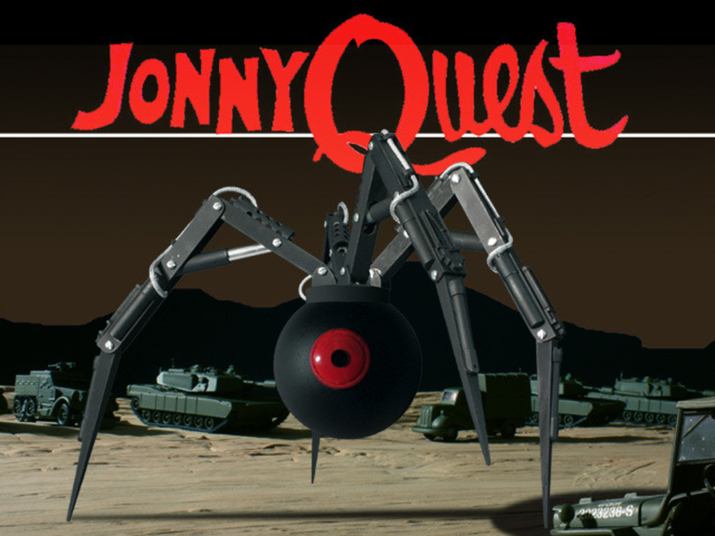 Jonny Quest Episode in Stop Motion Animation's video poster
