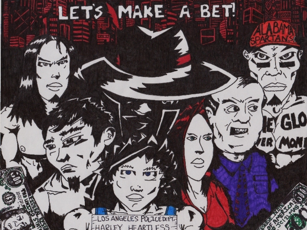 """Let's Make A Bet!""'s video poster"