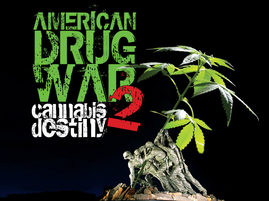 AMERICAN DRUG WAR 2 - Cannabis Destiny's video poster