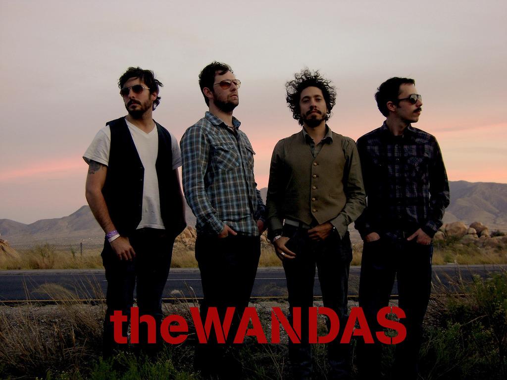 Help the WANDAS Make a New Album!'s video poster