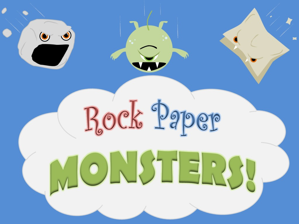 Rock, Paper, MONSTERS!'s video poster