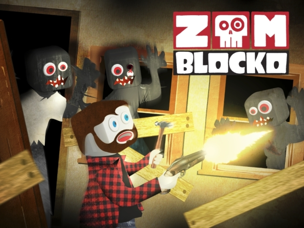ZomBlocko - The Zombie Game of Attack and Survival's video poster