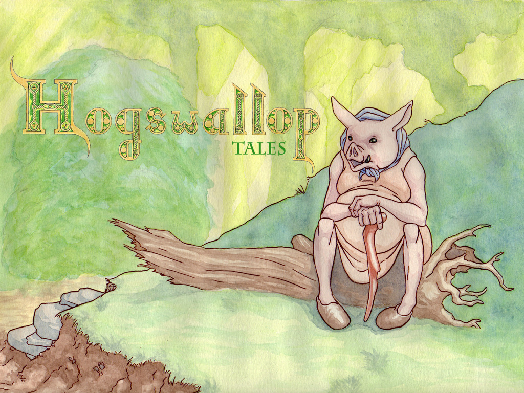 Hogswallop Tales: a Graphic Novel of Wonder and Magic's video poster