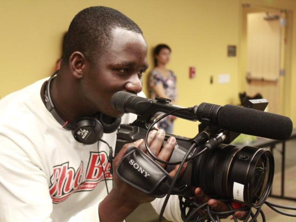 FESPACO African Film Festival Short Film's video poster