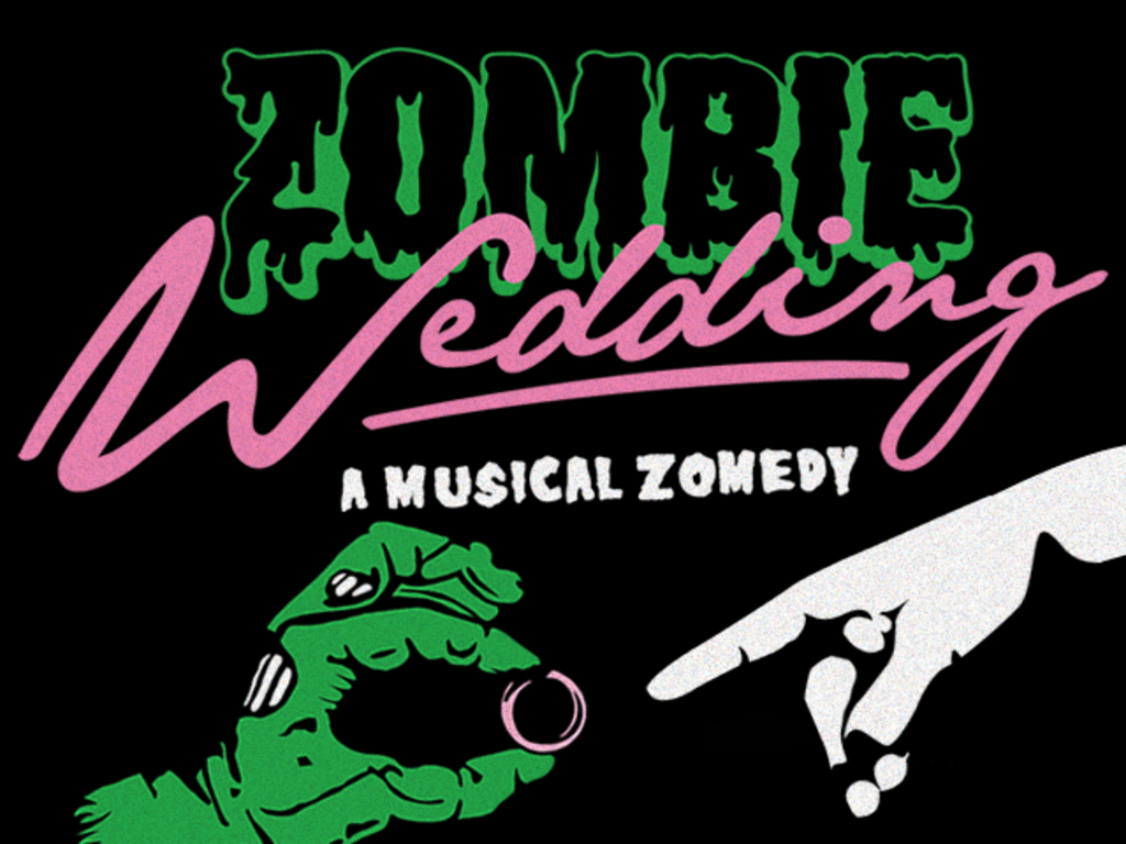 Zombie Wedding:  A Musical Zomedy's video poster