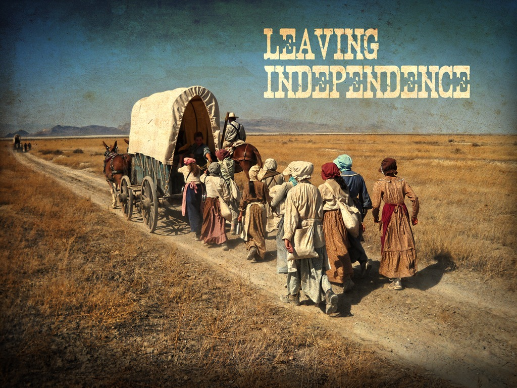 Leaving Independence's video poster