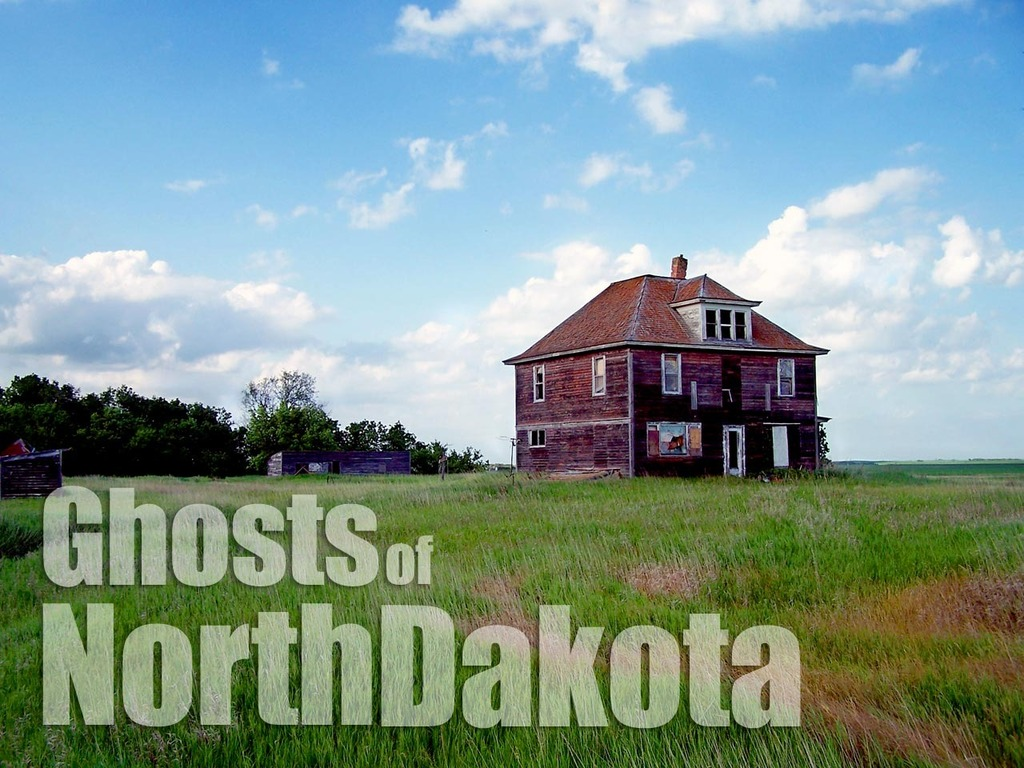 Ghosts of North Dakota: The Book's video poster