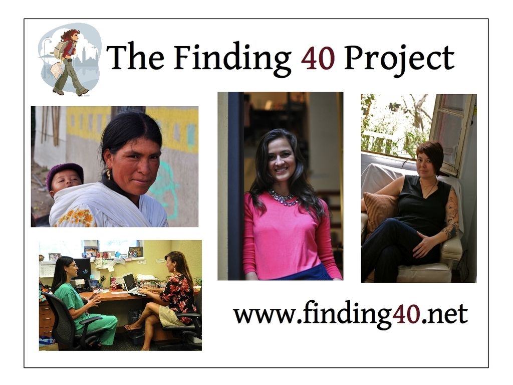 Finding 40 Project's video poster